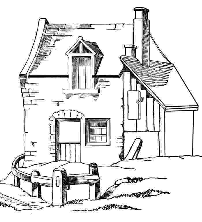 casa de campo para colorear casa en el campo dibujalia dibujos para colorear de para campo casa colorear