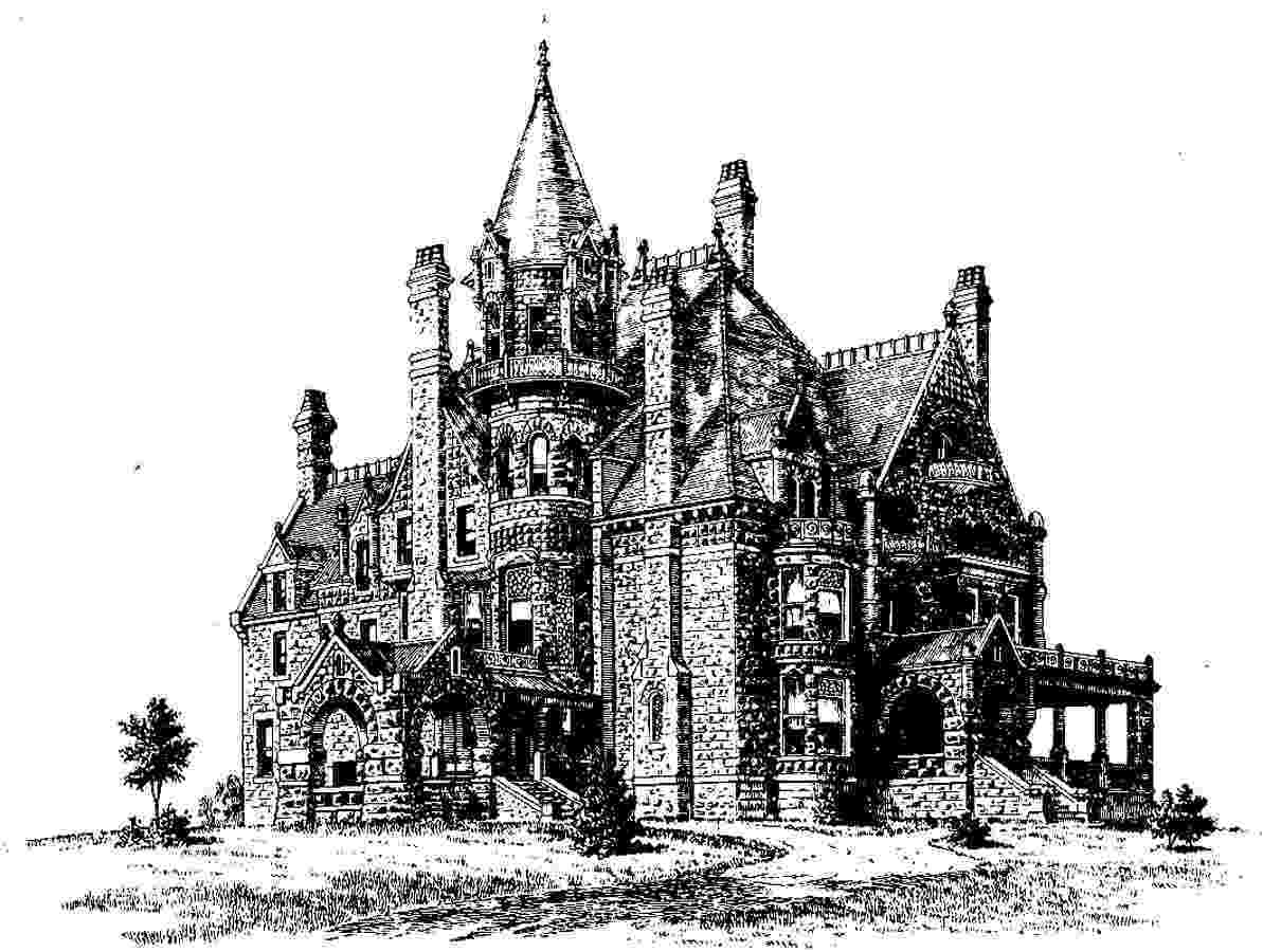 castles to draw craigdarroch castle where are the original building to castles draw