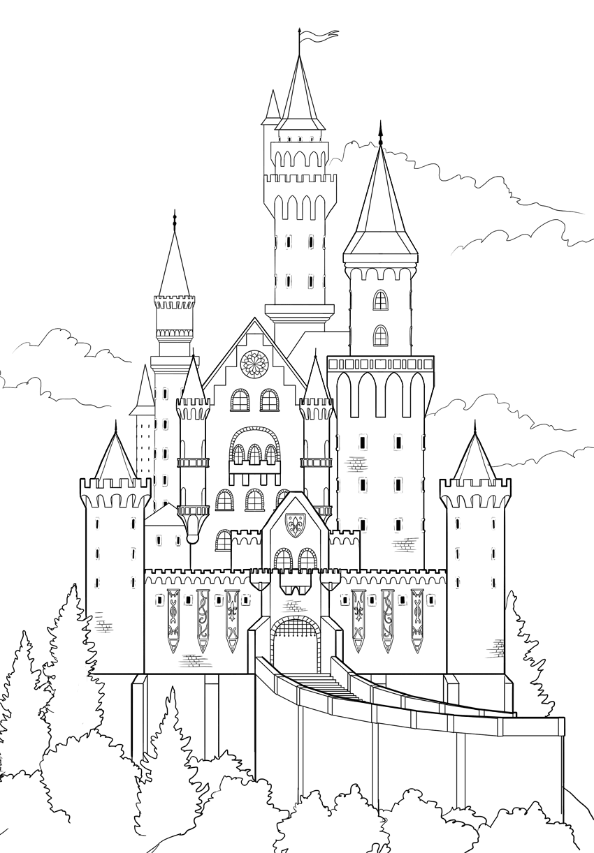 castles to draw final product image arts and drawing in 2019 castle to draw castles
