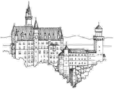 castles to draw how to draw castles howstuffworks to draw castles
