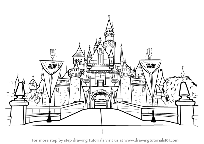castles to draw kranky granny to castles draw