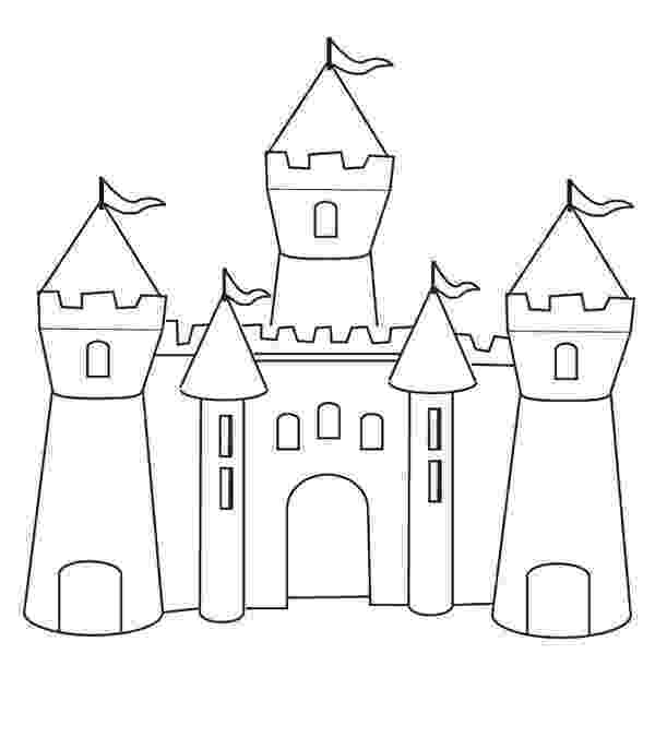 castles to draw medieval castle how to draw medieval castle coloring to castles draw