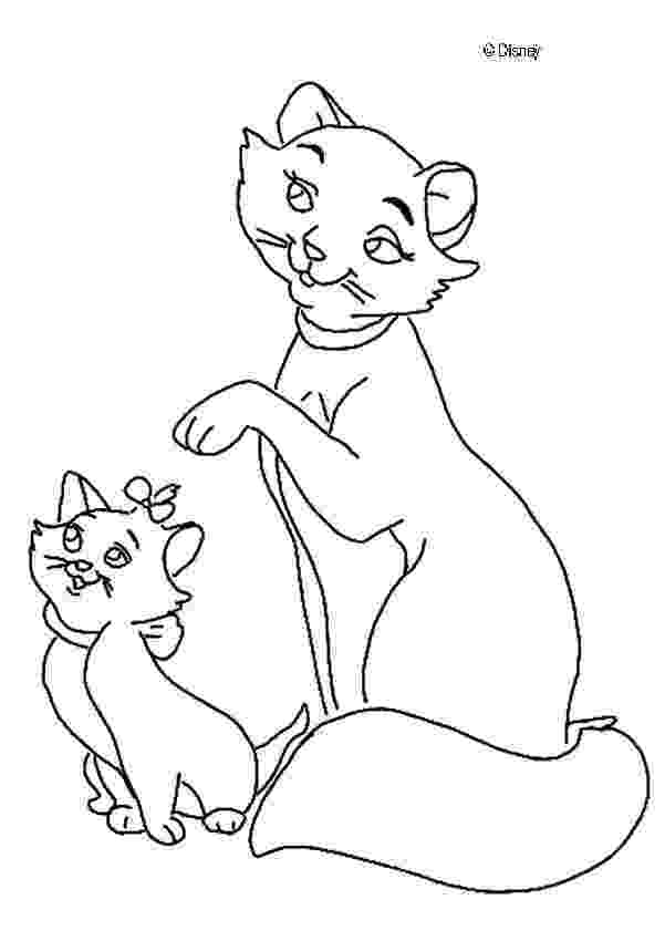 cat and kitten coloring pages kitten coloring pages getcoloringpagescom pages coloring kitten cat and