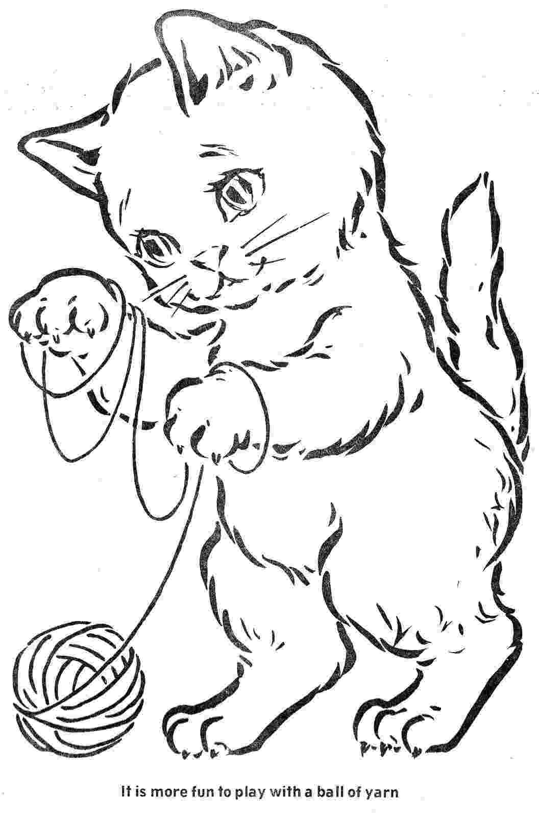 cat coloring book pages 55 best cat coloring pages images on pinterest cats book pages cat coloring