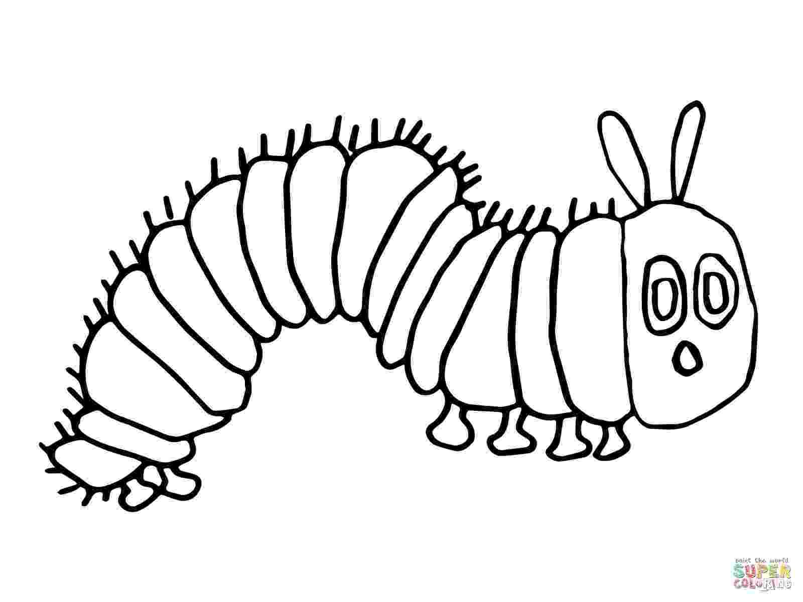caterpillar for coloring printable caterpillar coloring pages for kids cool2bkids caterpillar for coloring 1 2