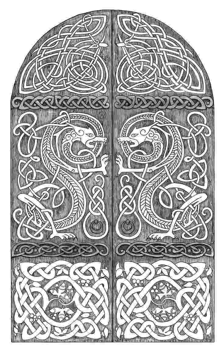 celtic art celtic art 2 celtic art adult coloring pages celtic art