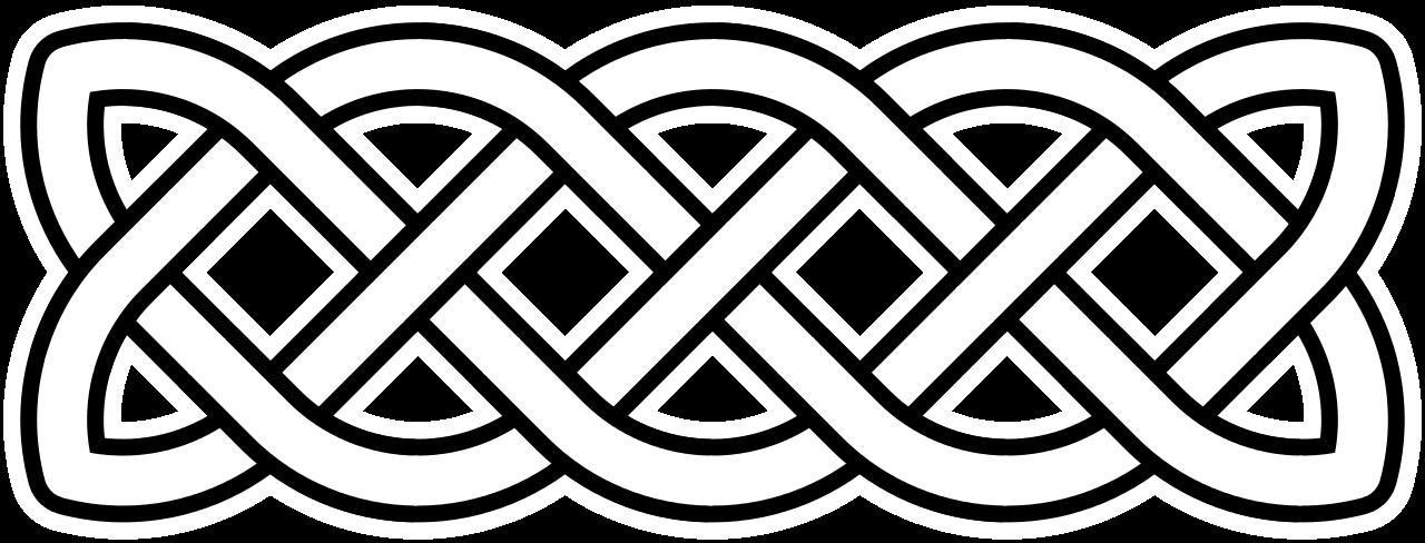 celtic art fileceltic knot basic linearsvg wikimedia commons celtic art