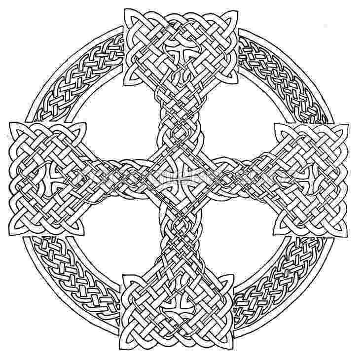 celtic coloring 17 best images about coloring celtic knots on pinterest celtic coloring