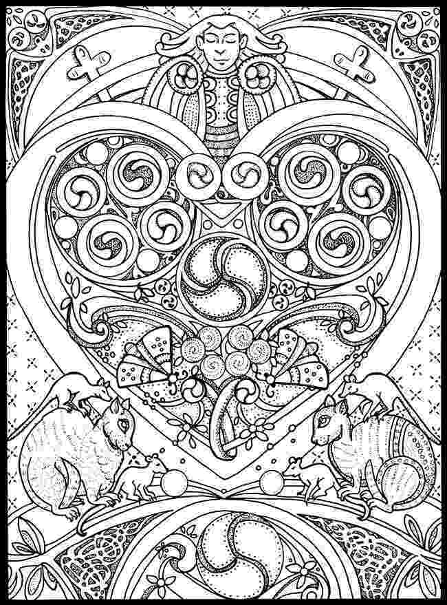 celtic coloring 94 best celtic coloring pages for adults images on celtic coloring