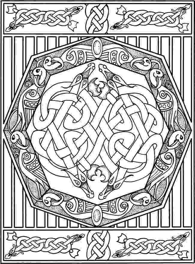 celtic coloring 94 best celtic coloring pages for adults images on coloring celtic