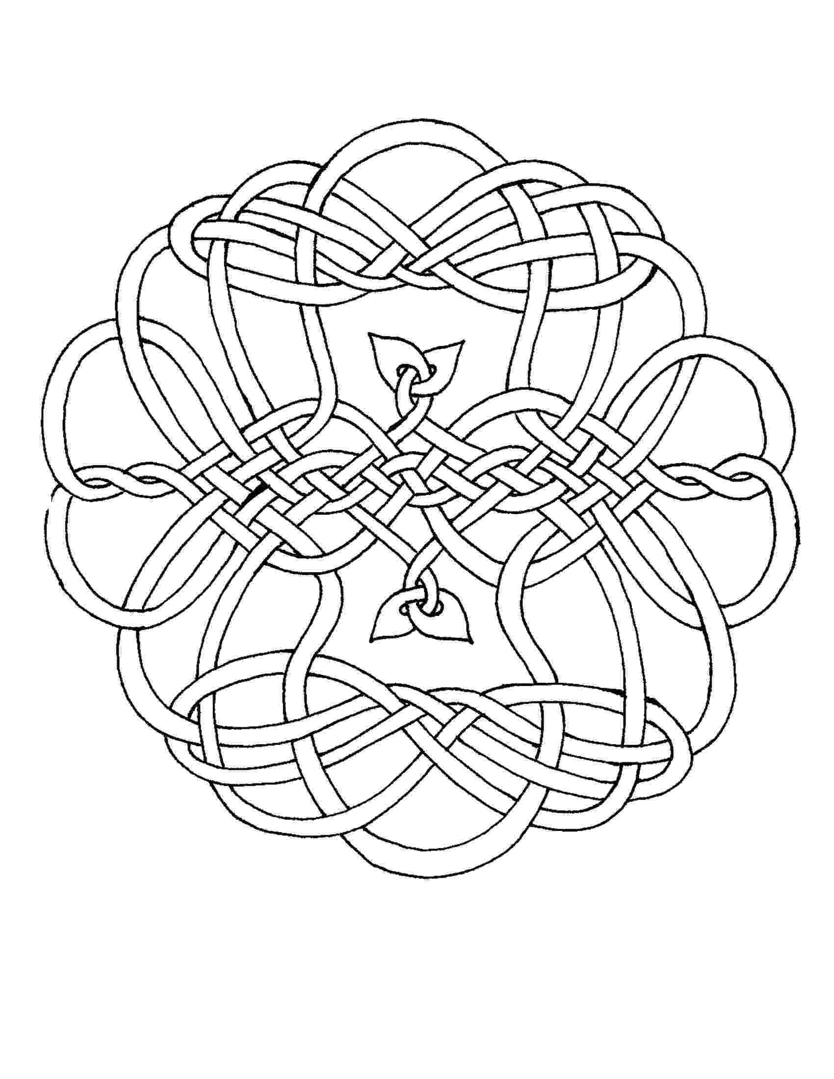 celtic coloring celtic coloring circle i by artistfire on deviantart coloring celtic