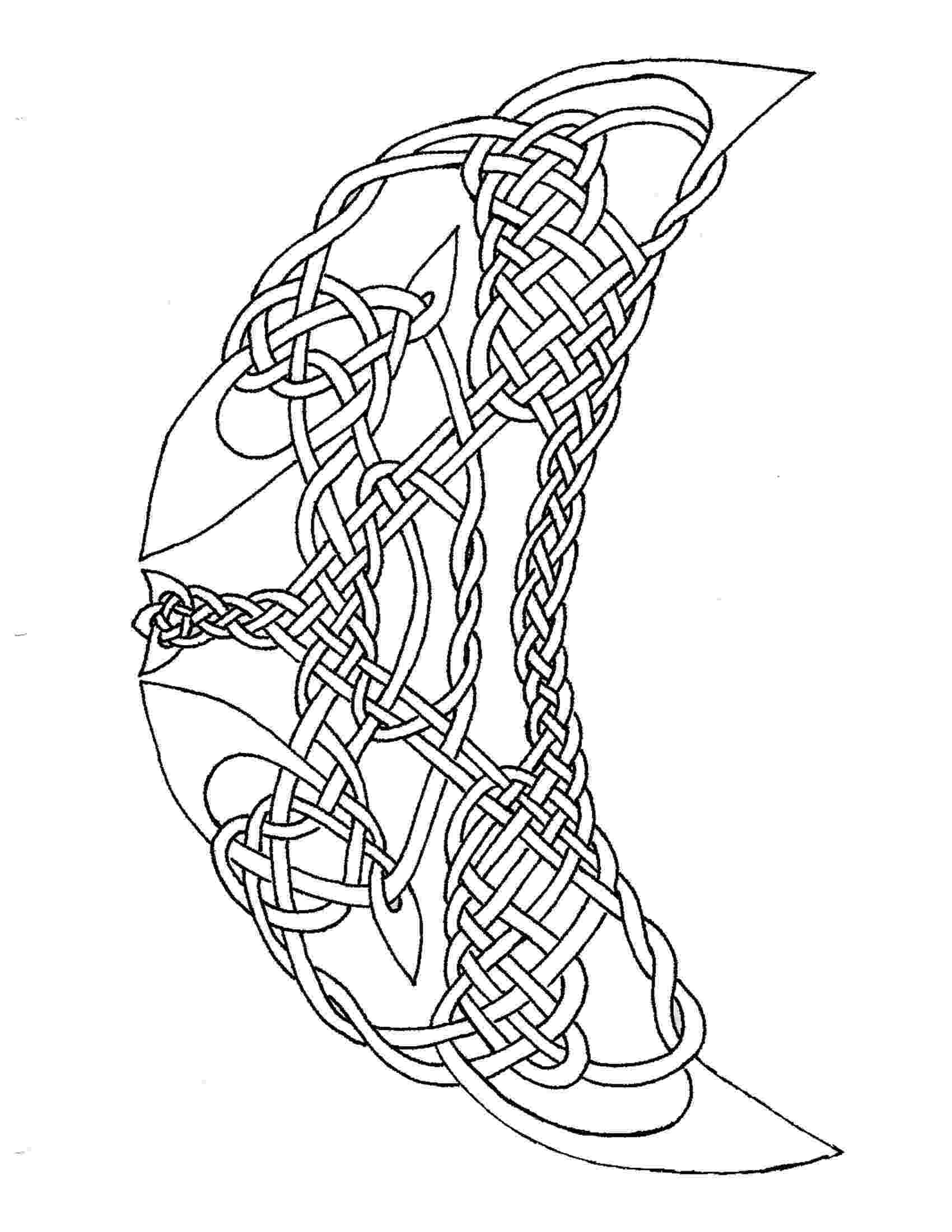 celtic coloring celtic knot coloring pages to download and print for free celtic coloring
