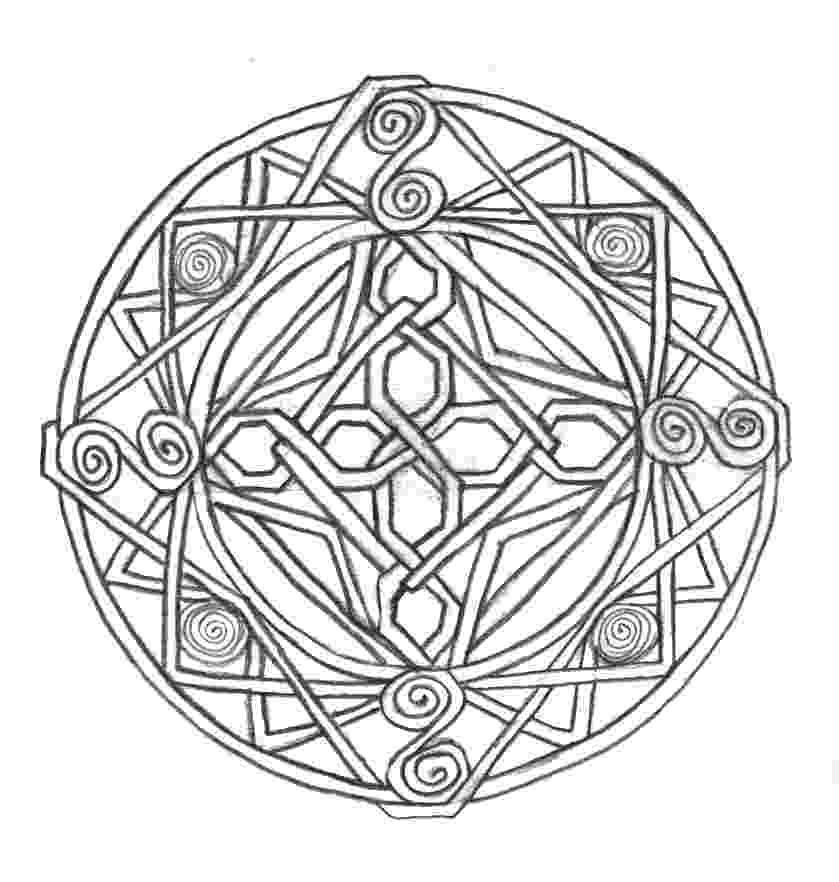 celtic coloring celtic knot coloring pages to download and print for free coloring celtic