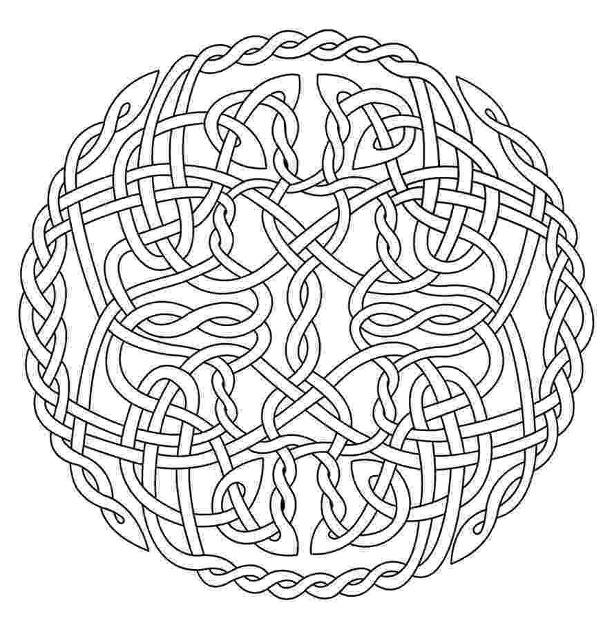 celtic coloring celtic knot coloring pages to download and print for free coloring celtic 1 2