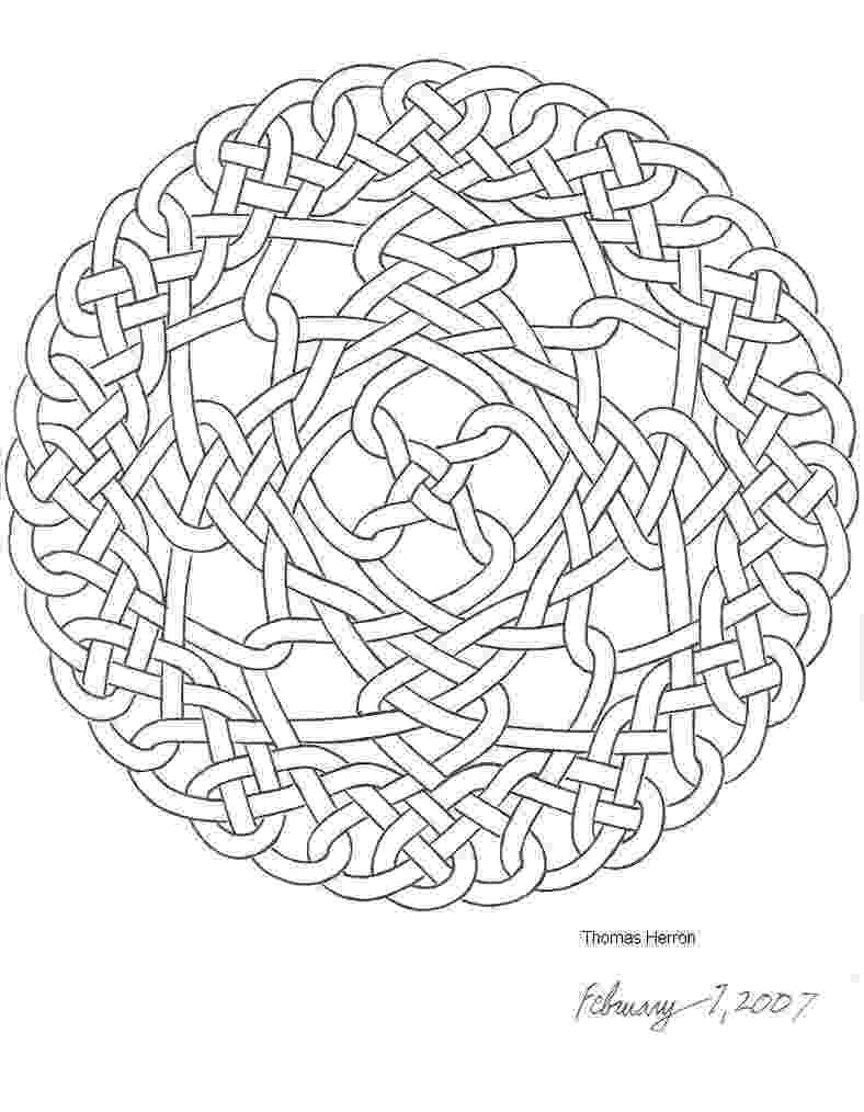 celtic coloring celtic knot coloring pages to download and print for free coloring celtic 1 3