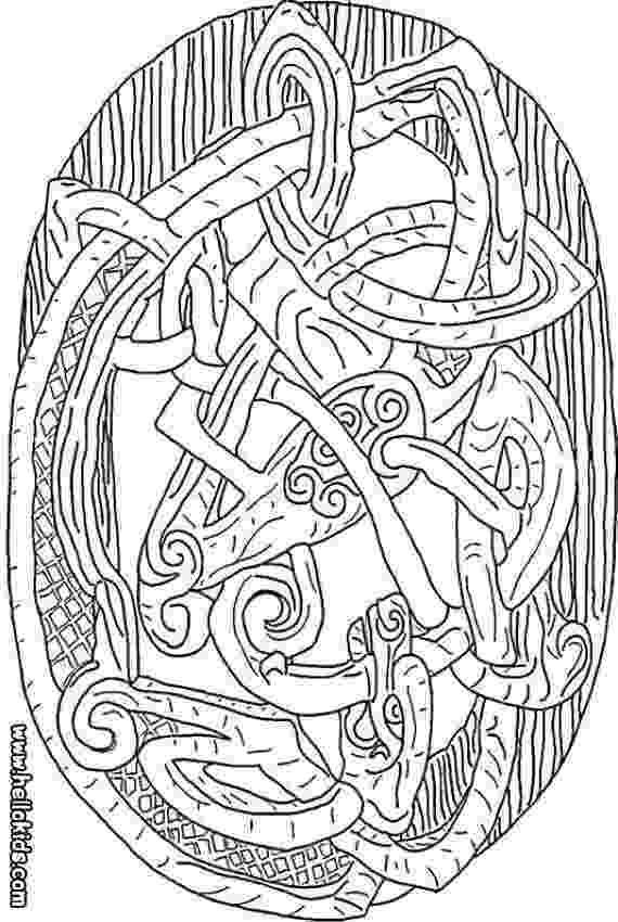 celtic coloring free printable cross coloring pages for kids cool2bkids celtic coloring