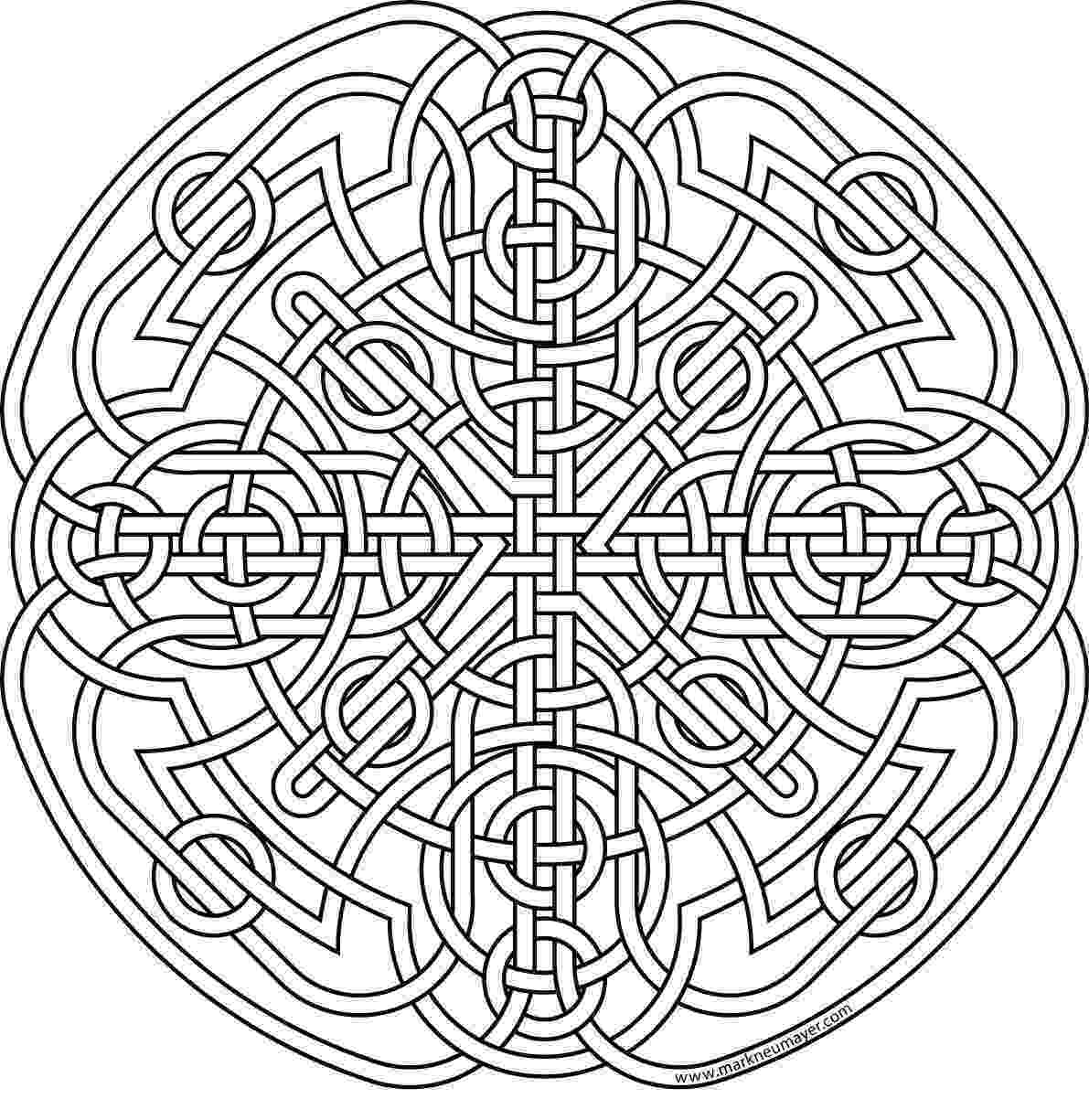 celtic mandala coloring pages for adults celtic coloring pages for adults at getcoloringscom mandala adults celtic for pages coloring