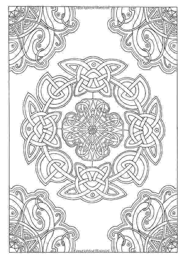 celtic mandala coloring pages for adults f7adb439a63ae6d72521e1a480dd7874jpg 595595 packing coloring for mandala adults celtic pages
