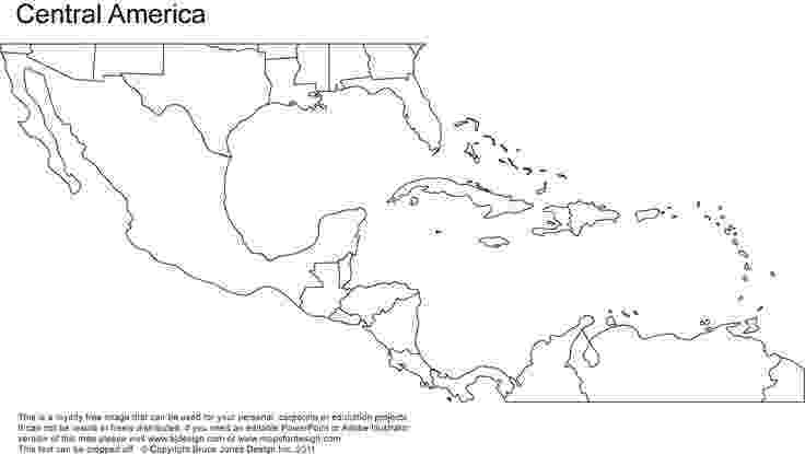 central america blank map blank central america map high quality google search map america central blank