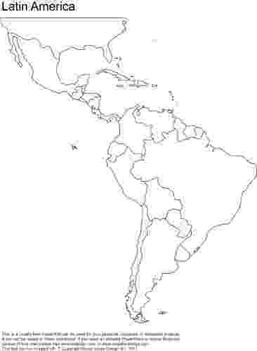 central america blank map central america outline map labelled graphic organizer america map blank central