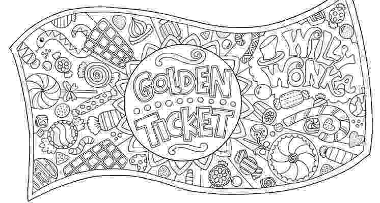 charlie and the chocolate factory coloring pages free golden ticket colouring download hobbycraft blog the and factory chocolate pages coloring charlie