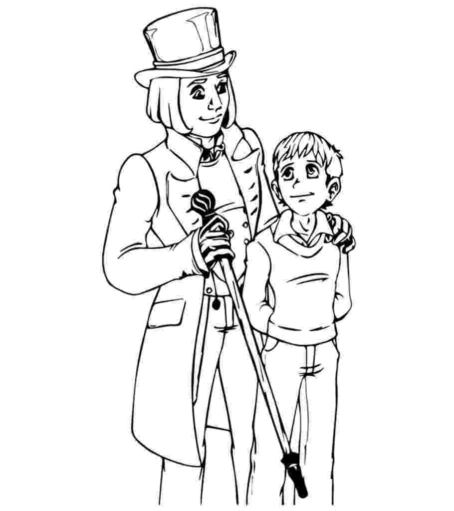 charlie and the chocolate factory pictures to colour charlie and the chocolate factory colouring page colour the pictures factory chocolate charlie to and