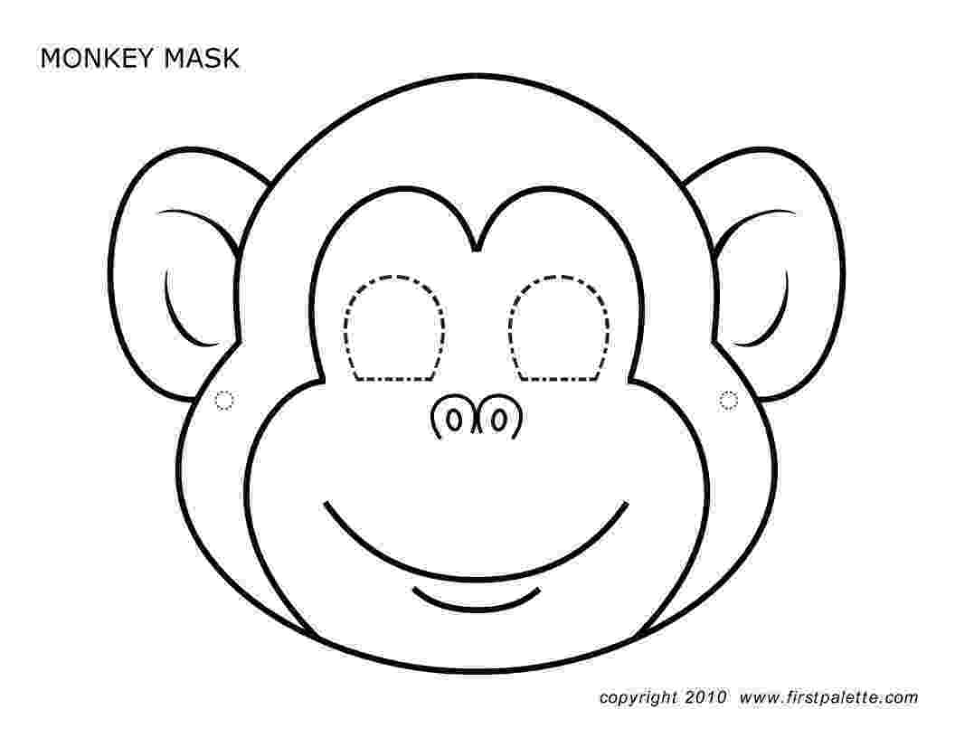 cheetah face mask template fun printable coloring masks face cheetah mask template