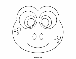 cheetah face mask template fun printable coloring masks printable animal masks template cheetah face mask