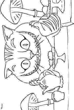 cheshire cat coloring pages 17 best images about coloring pages on pinterest disney pages coloring cat cheshire