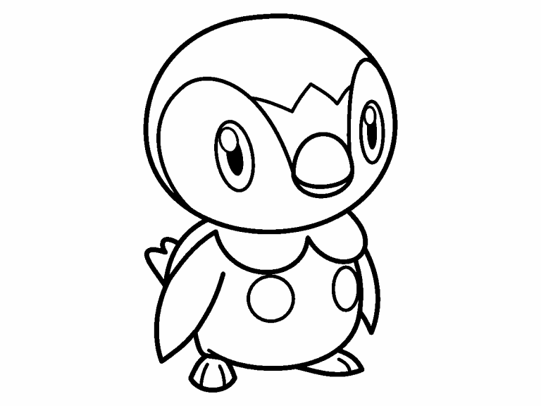 chimchar pokemon coloring pages piplup pokemon coloring pages coloring home chimchar coloring pokemon pages