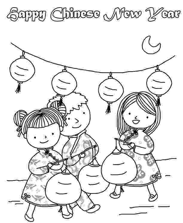 chinese new year coloring pages chinese new year coloring page crayolacom new year pages coloring chinese