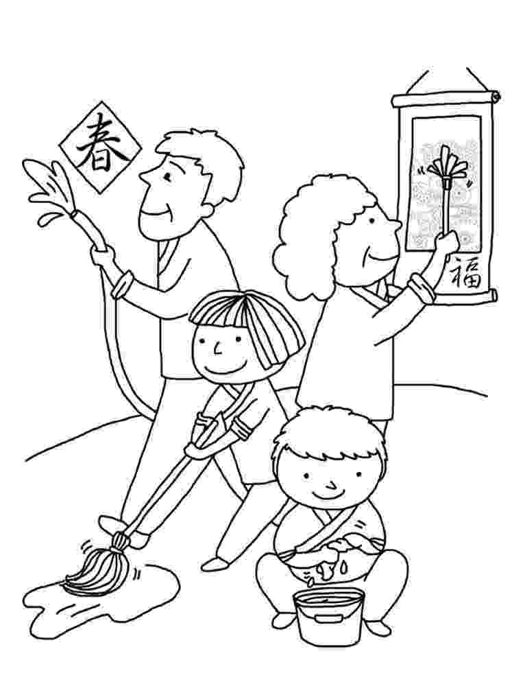 chinese new year coloring pages chinese new year coloring pages best coloring pages for kids coloring chinese year pages new