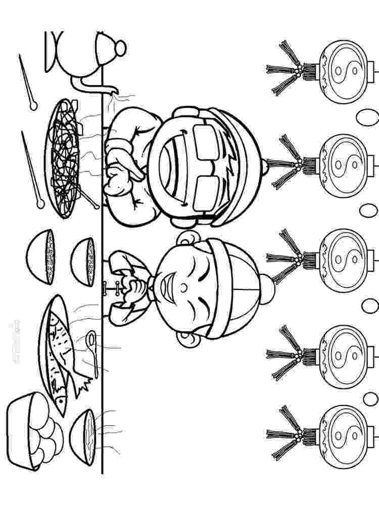 chinese new year coloring pages chinese new year coloring pages to download and print for free chinese pages new coloring year