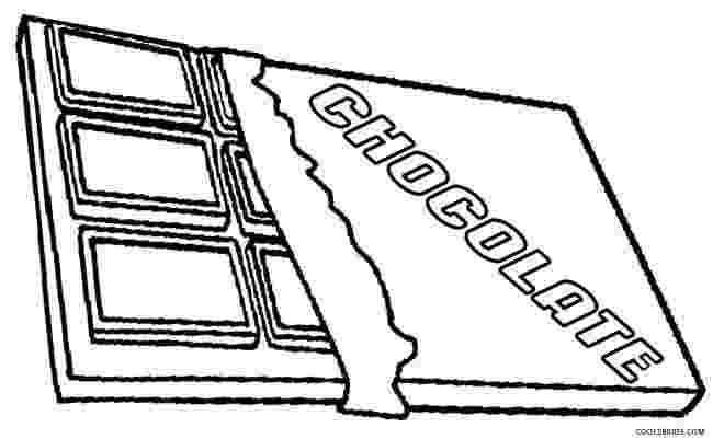 chocolate bar coloring page splitted garden path page chocolate coloring bar