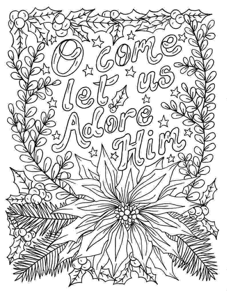 christian christmas coloring sheets christian christmas coloring page adult coloring books art christmas coloring christian sheets