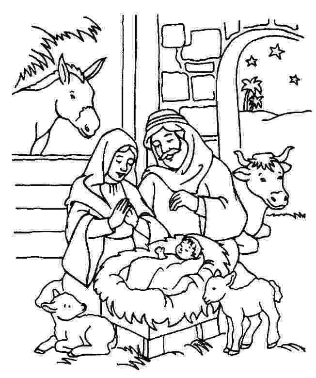christian christmas coloring sheets religious christmas coloring pages getcoloringpagescom sheets christmas coloring christian