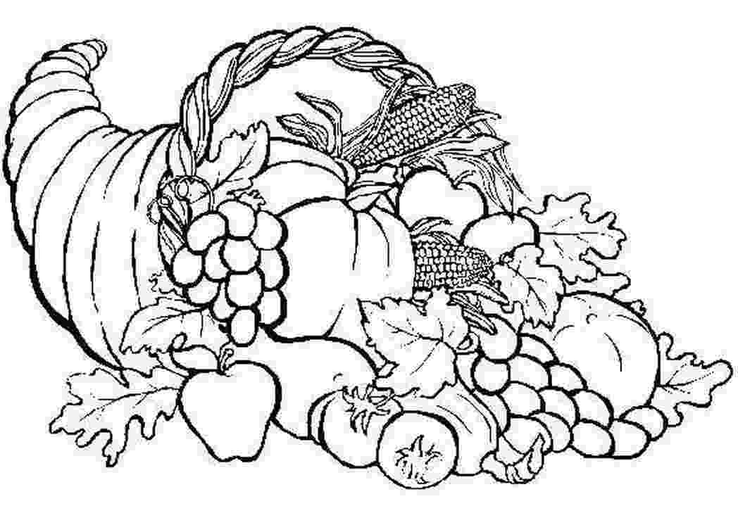 christian thanksgiving coloring pages cornucopia coloring pages to download and print for free coloring pages thanksgiving christian