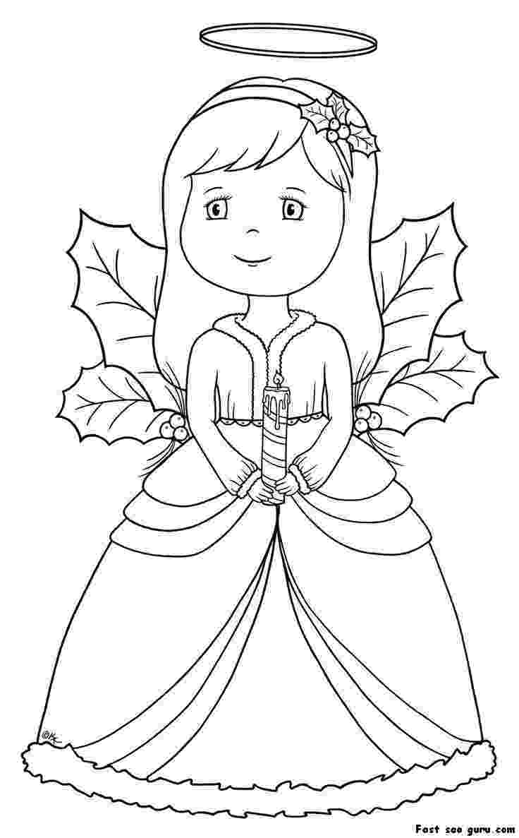 christmas angel coloring pages xmas coloring pages pages christmas angel coloring