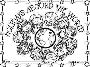 christmas around the world coloring pages christmas around the world coloring page kids holiday coloring the pages christmas around world
