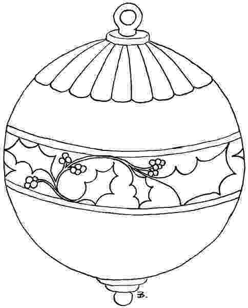 christmas baubles colouring pages beccy39s place christmas bauble 1 baubles colouring christmas pages