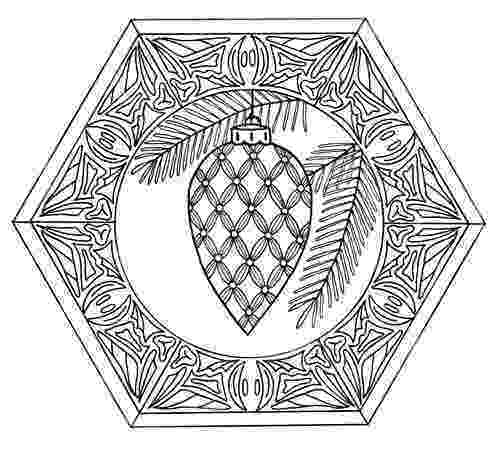 christmas baubles colouring pages christmas bauble mandala adult coloring page favecraftscom christmas pages colouring baubles