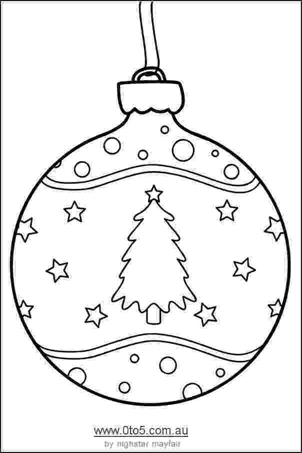 christmas baubles colouring pages printable ornaments christmas bauble decorated to colouring baubles pages christmas