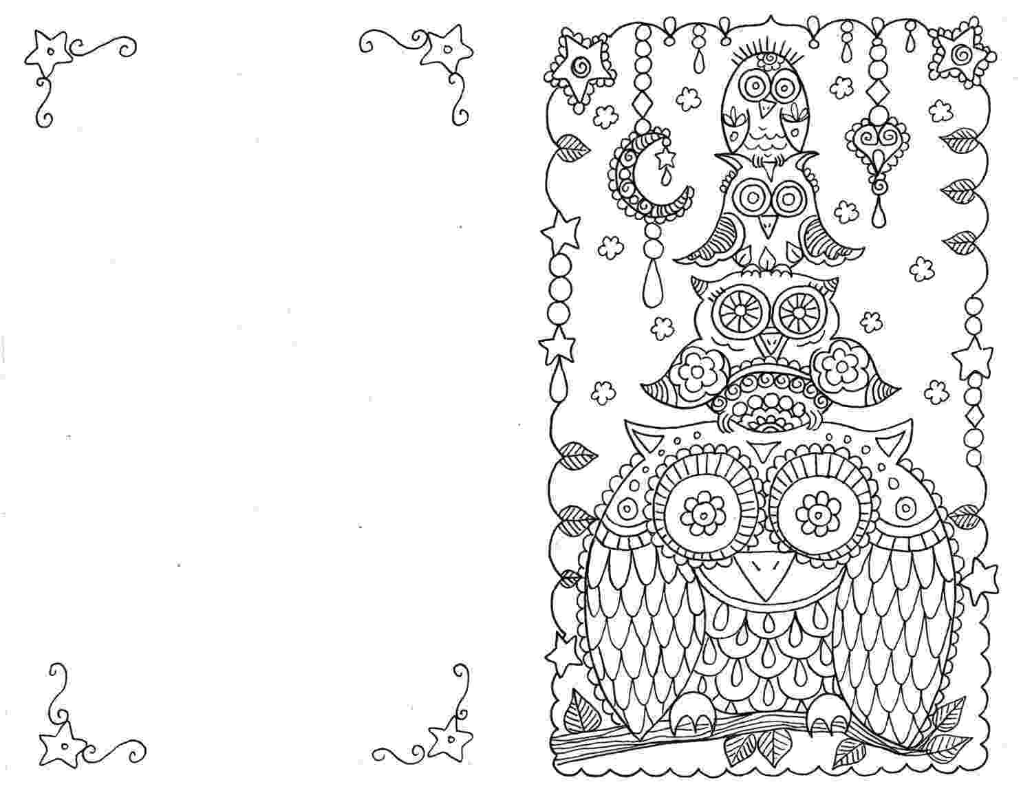christmas card coloring 3 cards coloring christmas cards you be the artist instant coloring christmas card