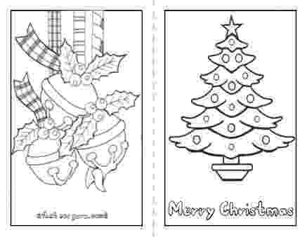 christmas card coloring fuentes39 english corner christmas coloring card