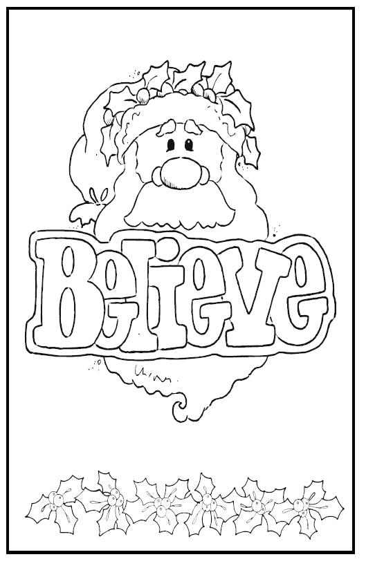 christmas card coloring santa christmas card free download 1 2 3 learn christmas card coloring