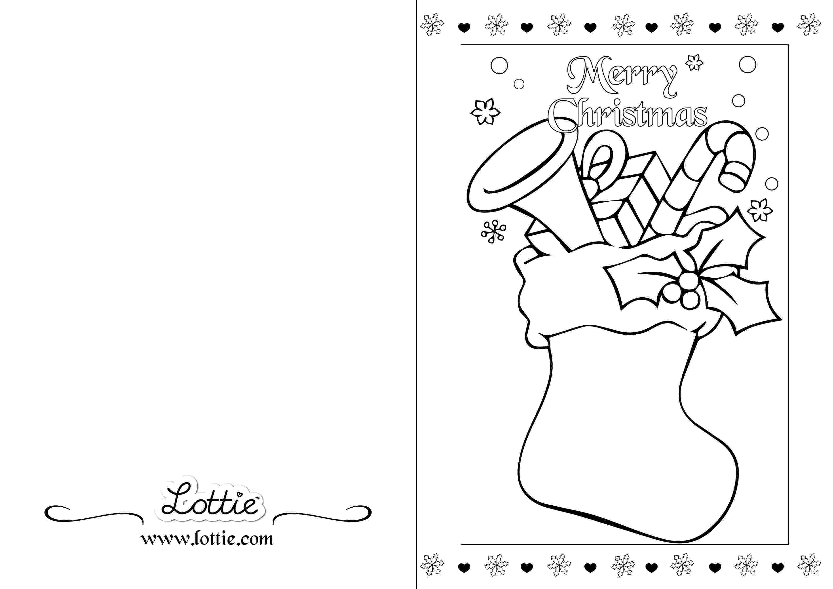 christmas cards coloring sheets merry christmas card coloring page getcoloringpagescom cards christmas coloring sheets
