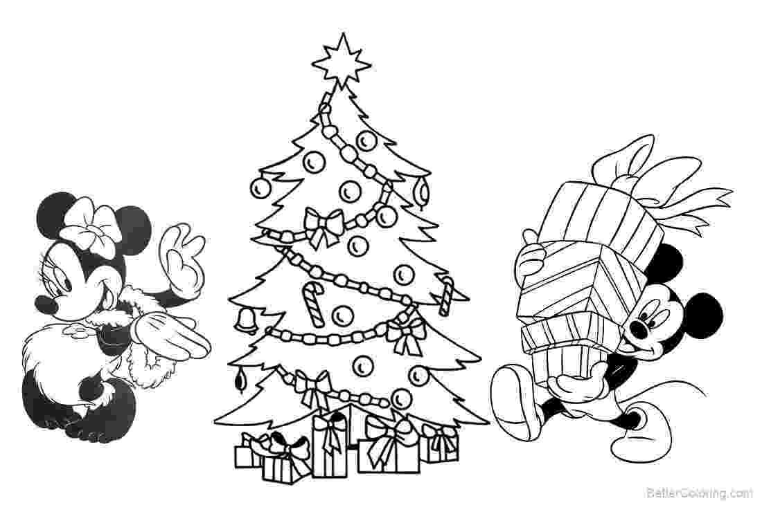 christmas coloring pages disney free disney christmas coloring pages disneyclipscom christmas coloring free pages disney