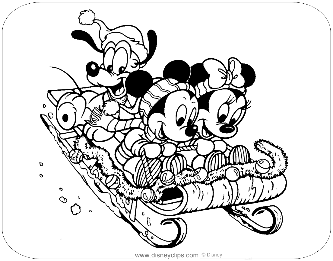 christmas coloring pages disney free disney christmas coloring pages disneyclipscom free disney coloring pages christmas