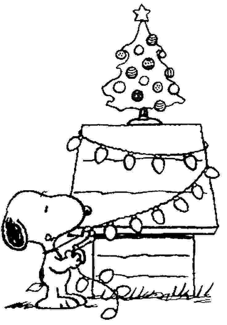christmas coloring pages to print free free printable charlie brown christmas coloring pages for free to coloring christmas print pages