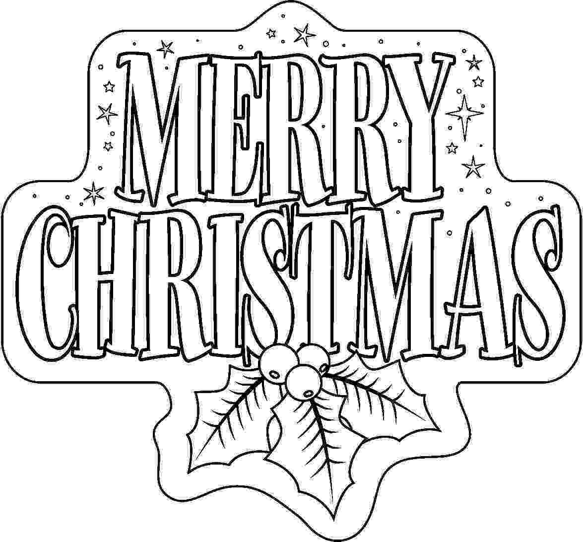 christmas coloring pages to print free santa in sleigh coloring pages download and print for free print pages coloring free christmas to